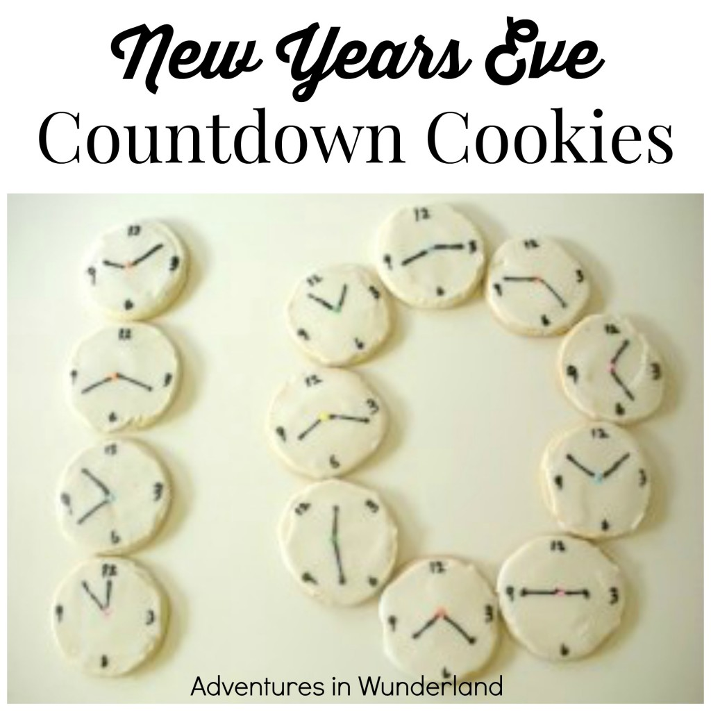 New Years Eve Countdown