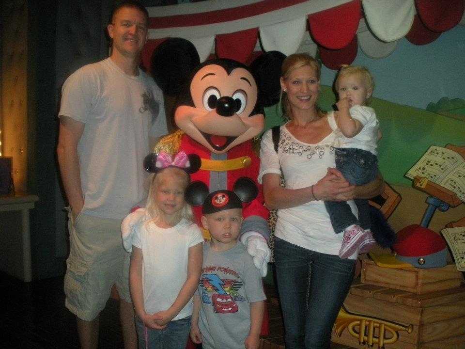Mickey's Halloween Party at Disneyland!