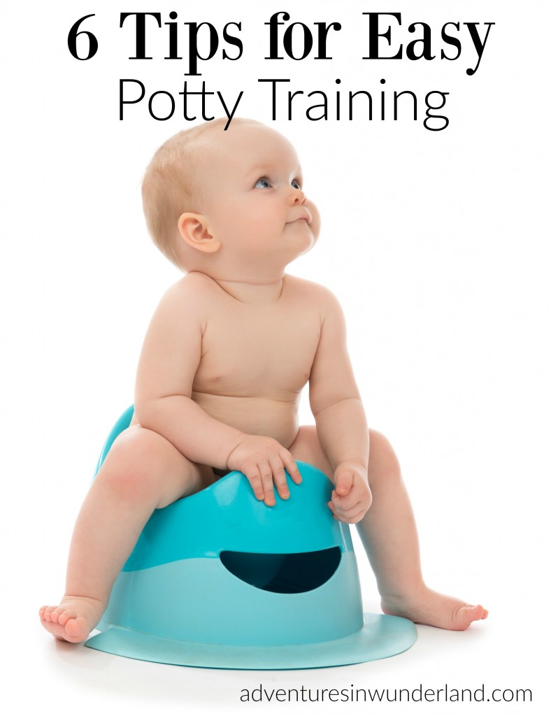 easy potty training