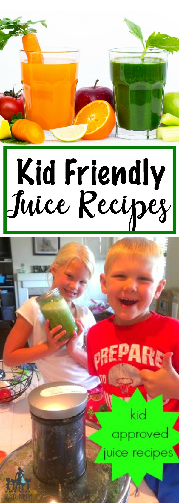 kid friendly juice recipe