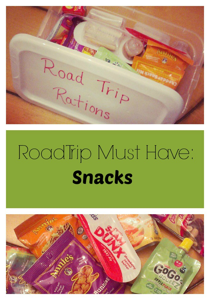 Healthy Snacks for Road Trips with Kids