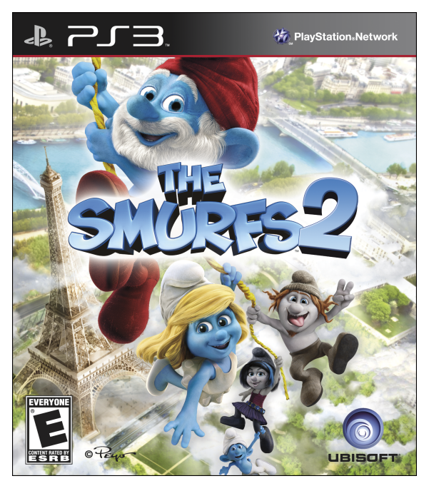 Family Fun Night with the Smurfs 2 Game