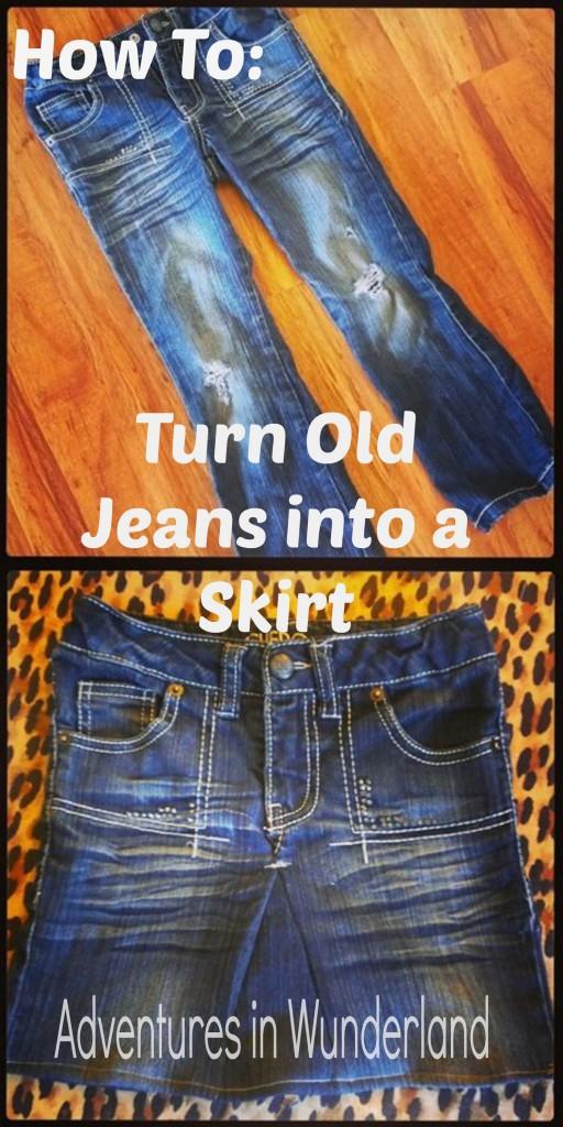 jeanstoskirttutorial