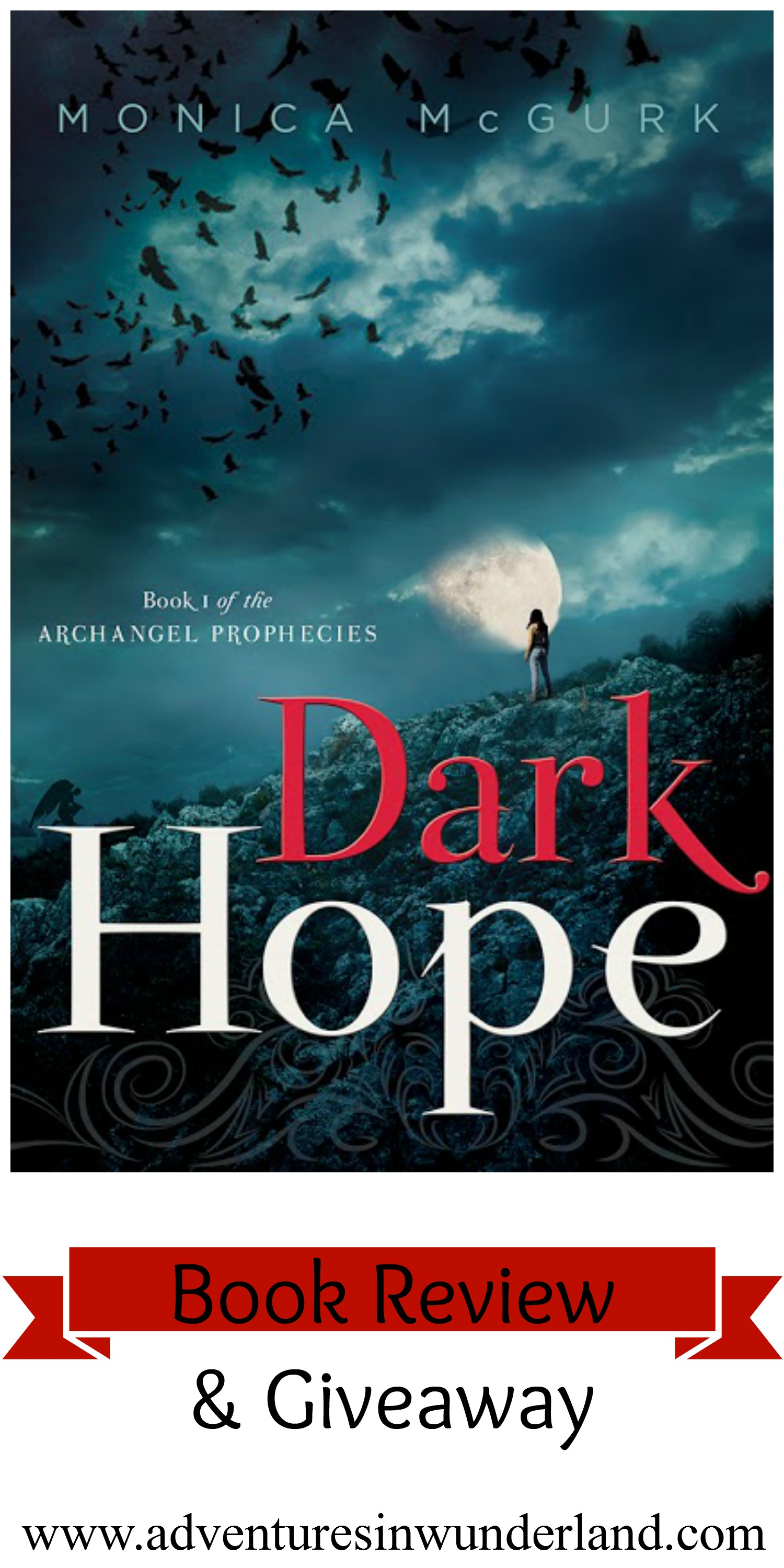 Dark Hope ~ Book Review and Giveaway