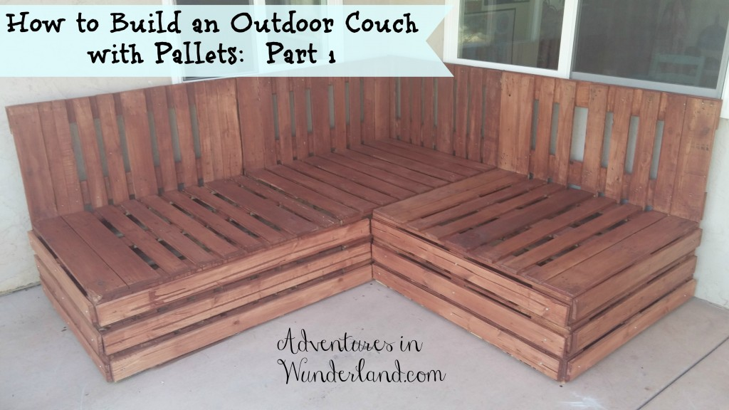 oudoorcouch