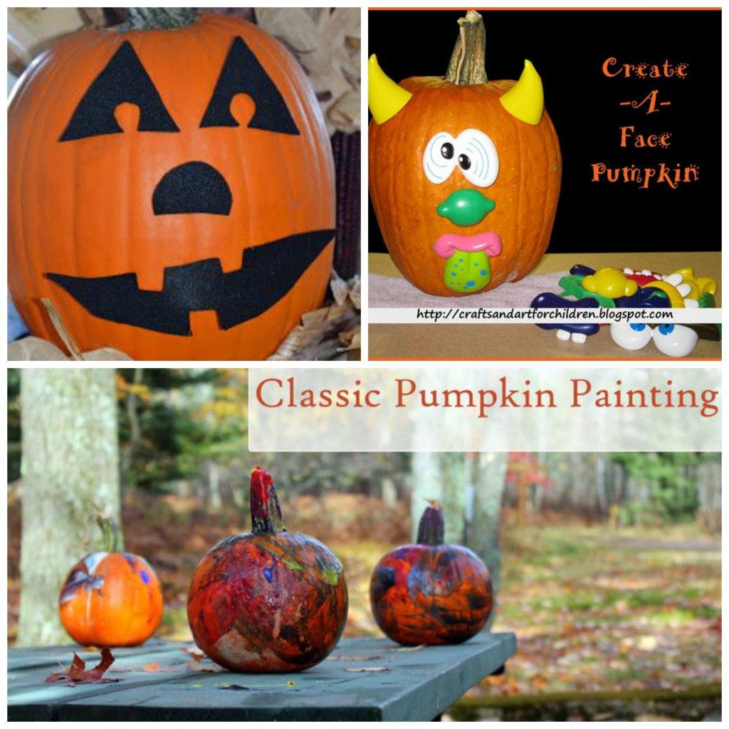 28 Ways To Decorate Pumpkins Without Carving