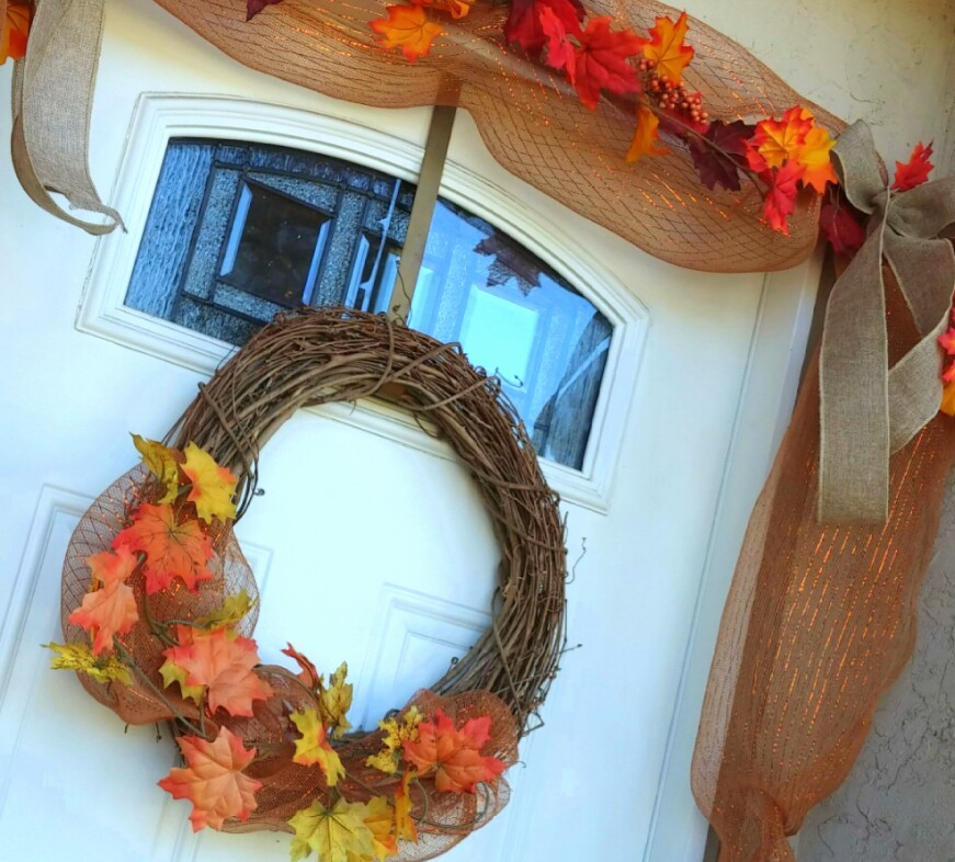 Simple Autumn Decorating Ideas