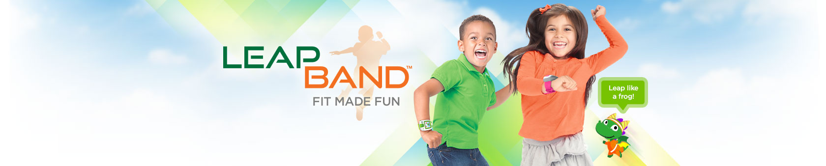 Fit Made Fun:  On the Sidelines with Leapband and Cliff Kids