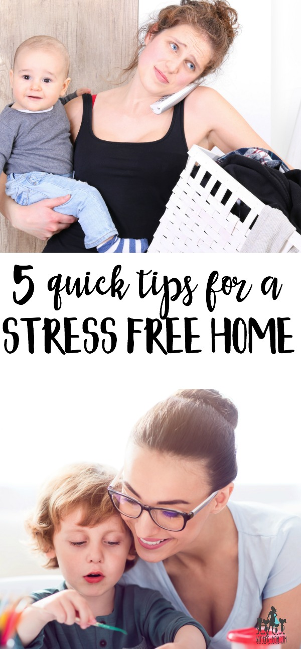 stress free home