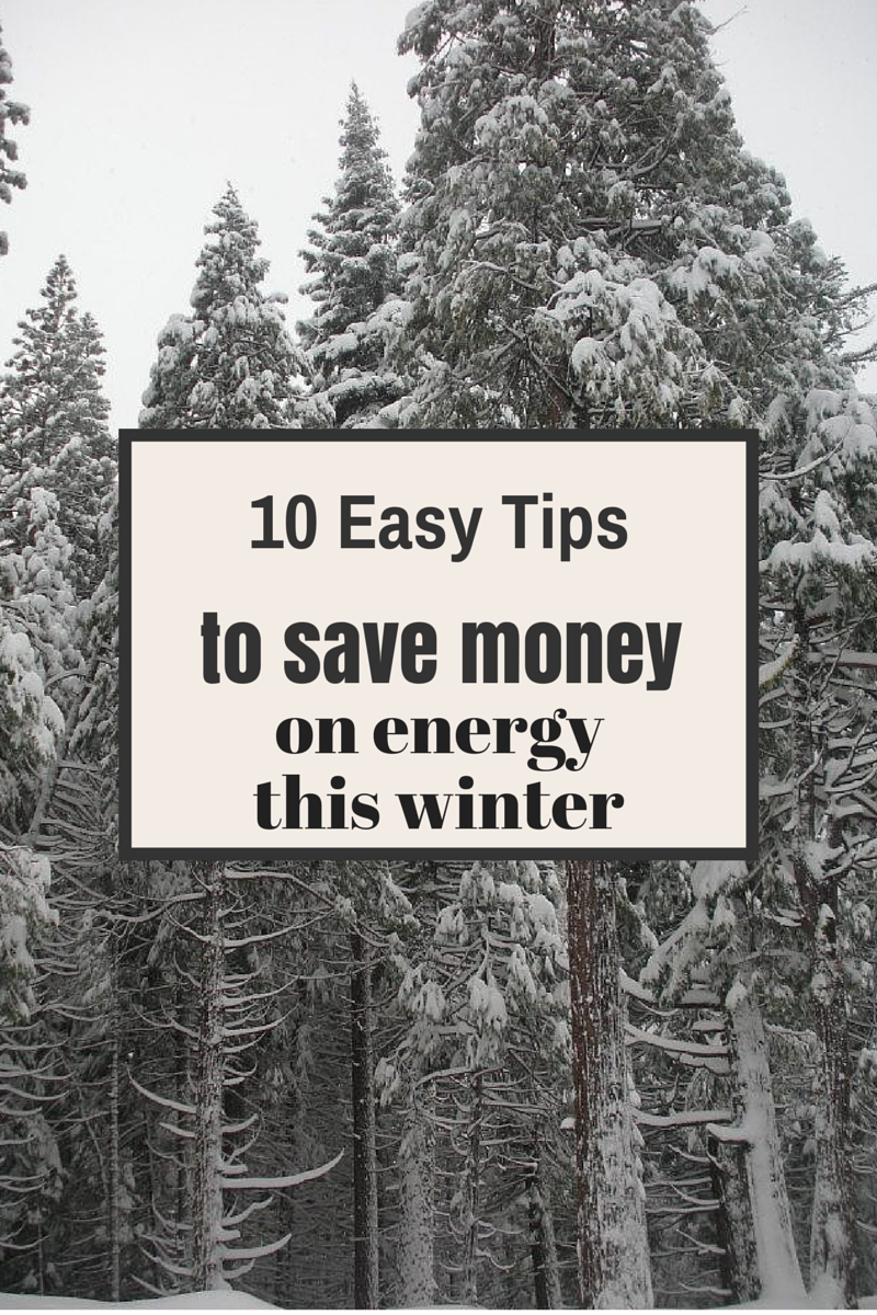 Save Money this Winter with these 10 Easy Tips
