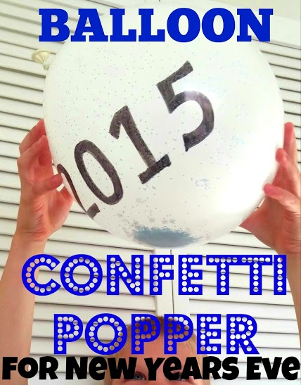 Balloon Confetti Poppers
