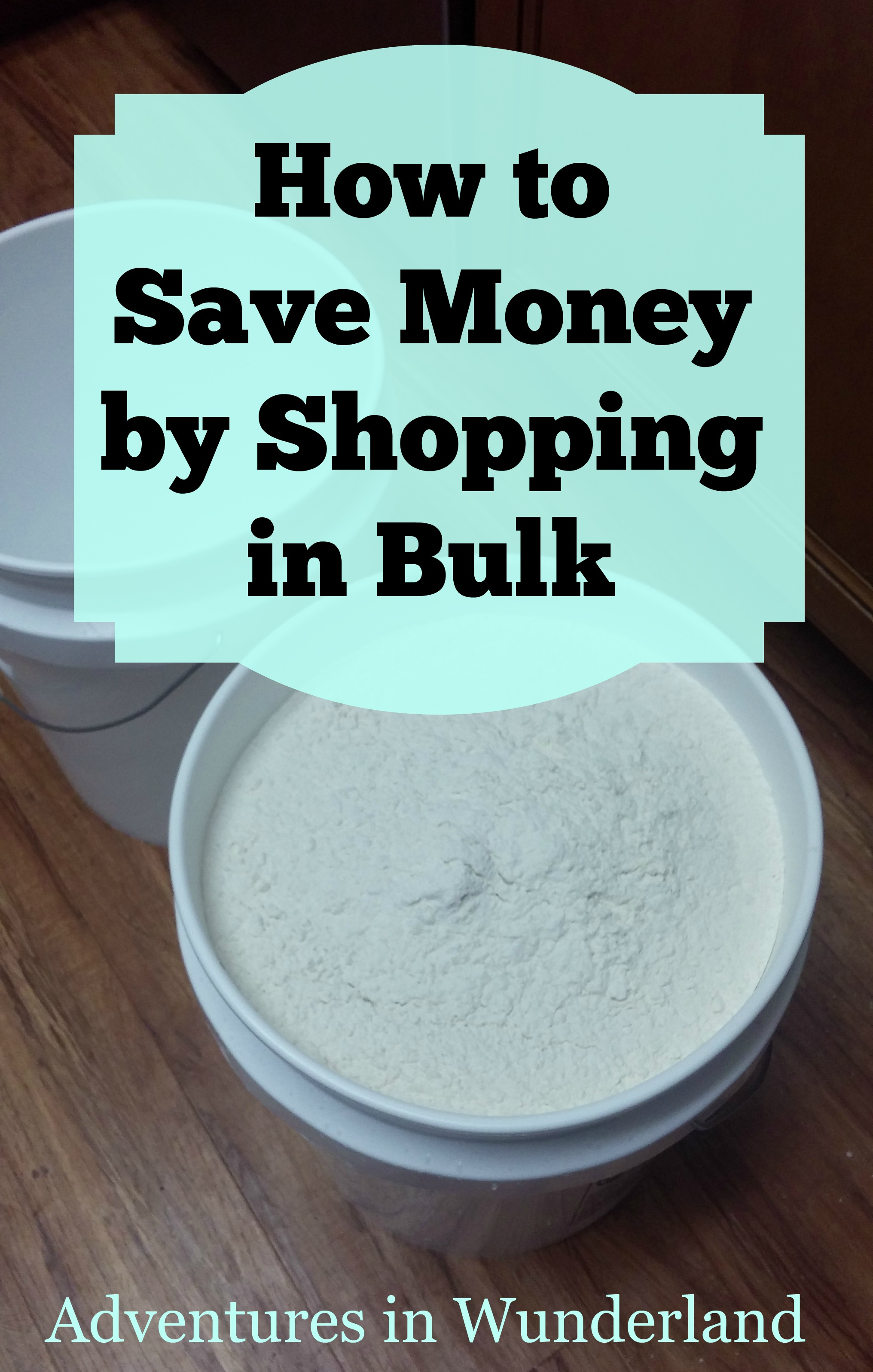 How to Save Money by Shopping in Bulk