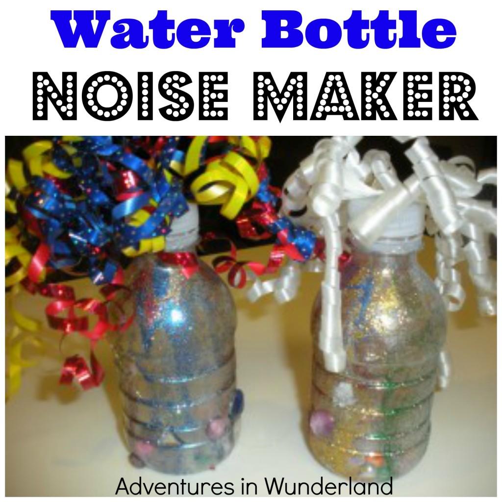 Water Bottle Noise Maker