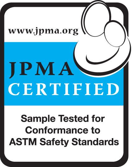 JPMA product certification