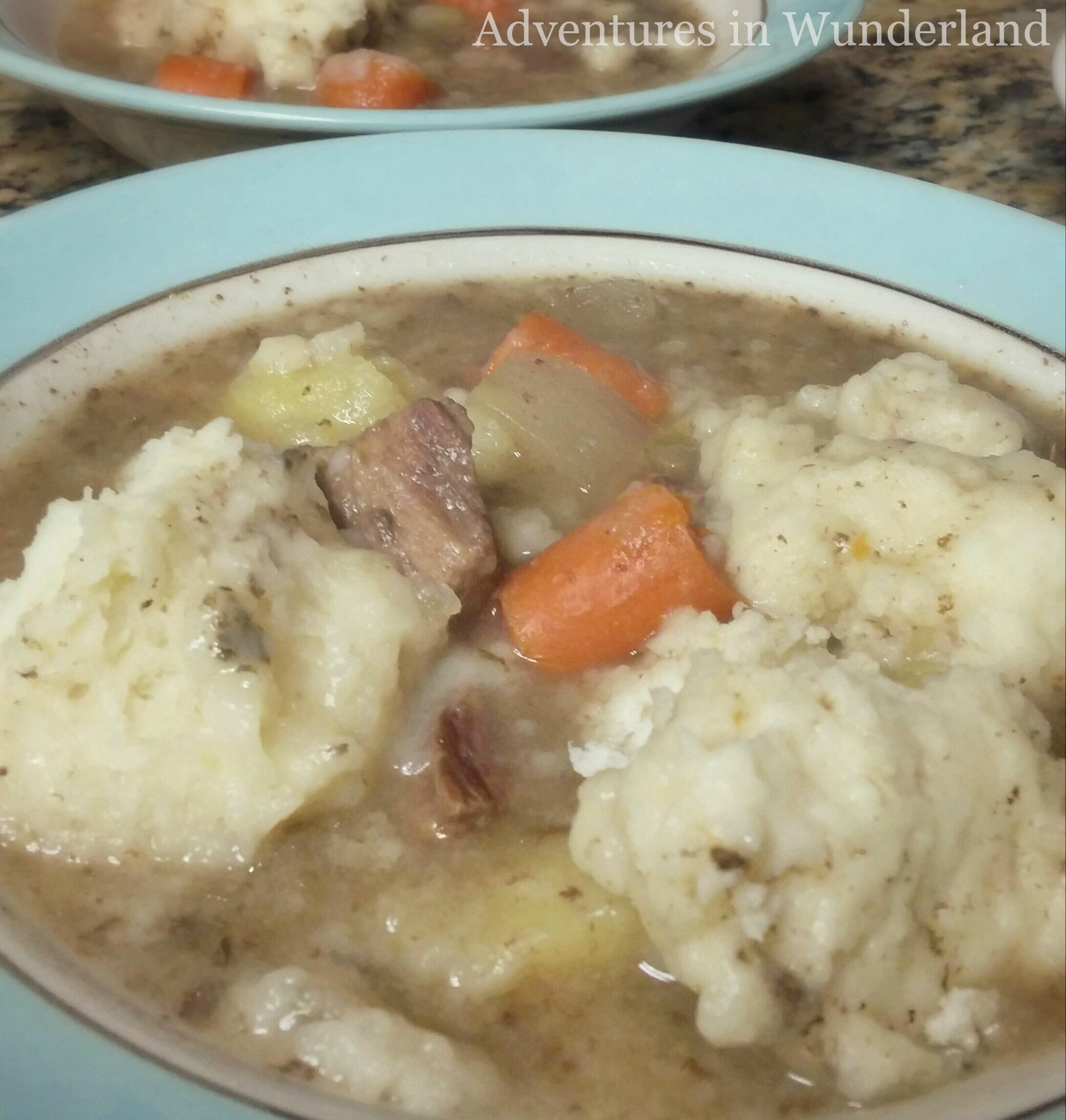 Hearty Crock Pot Beef Stew