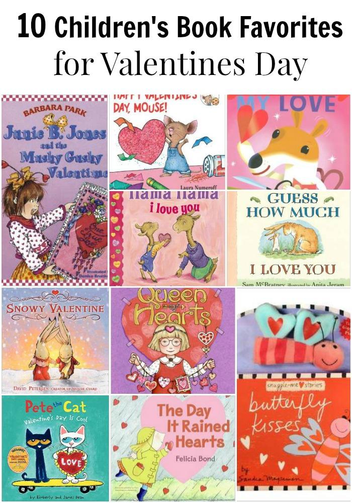 children's books for Valentines Day