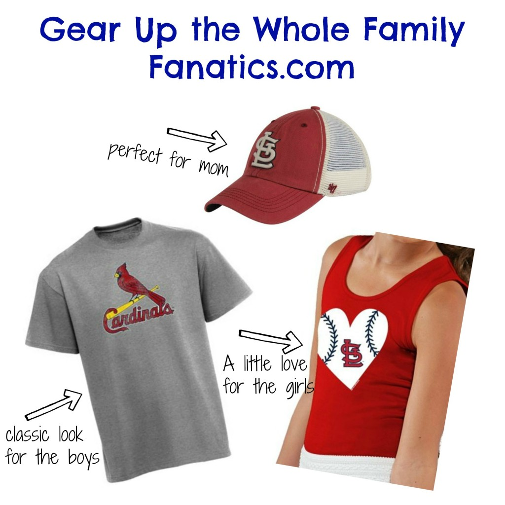fanatics game day gear