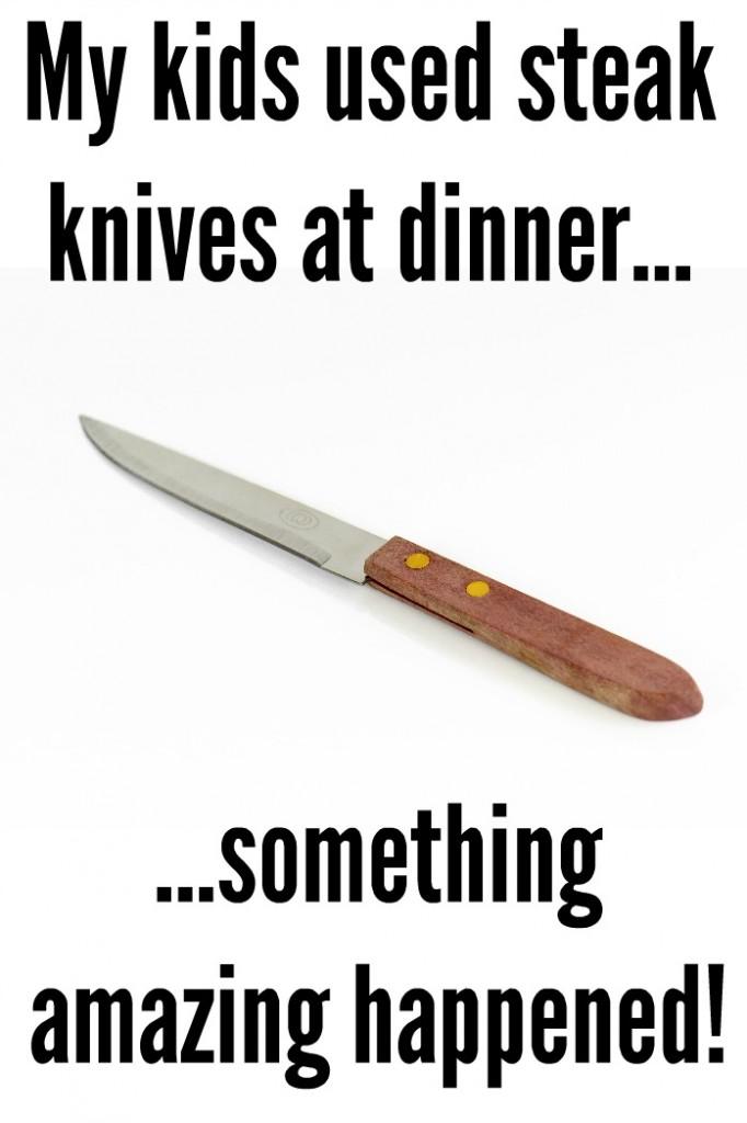steakknives