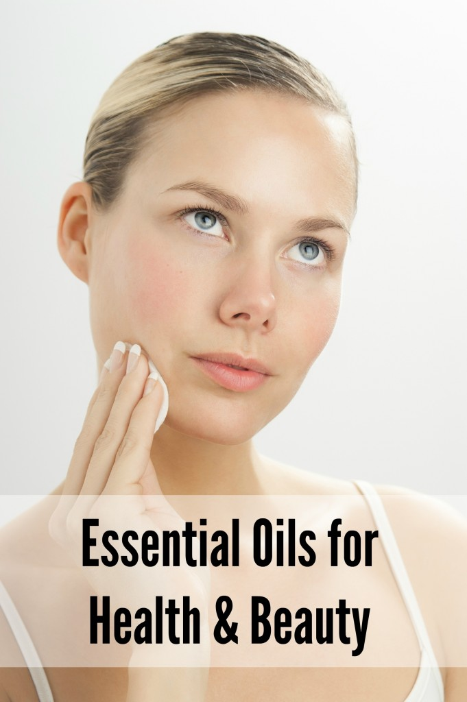 essential oils for health and beauty