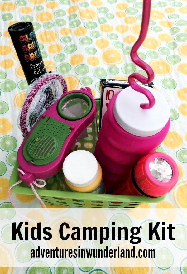 Kids Camping Kits