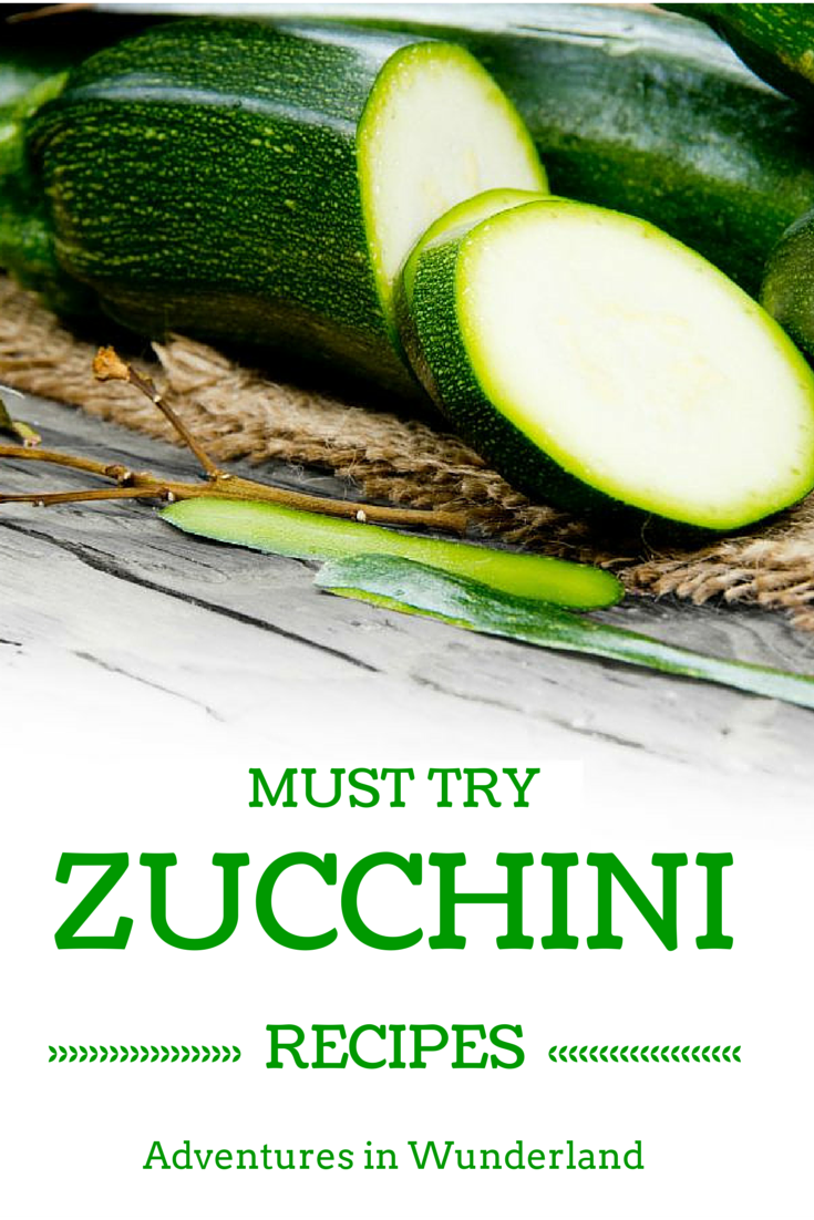 Zucchini Recipes Your Family will Love