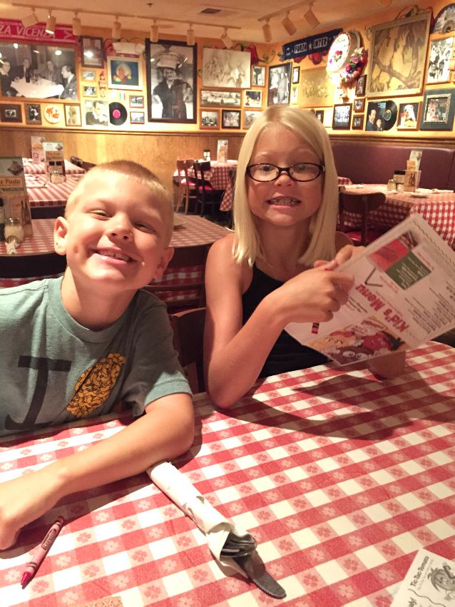 Buca Di Beppo Feed 4 for $40