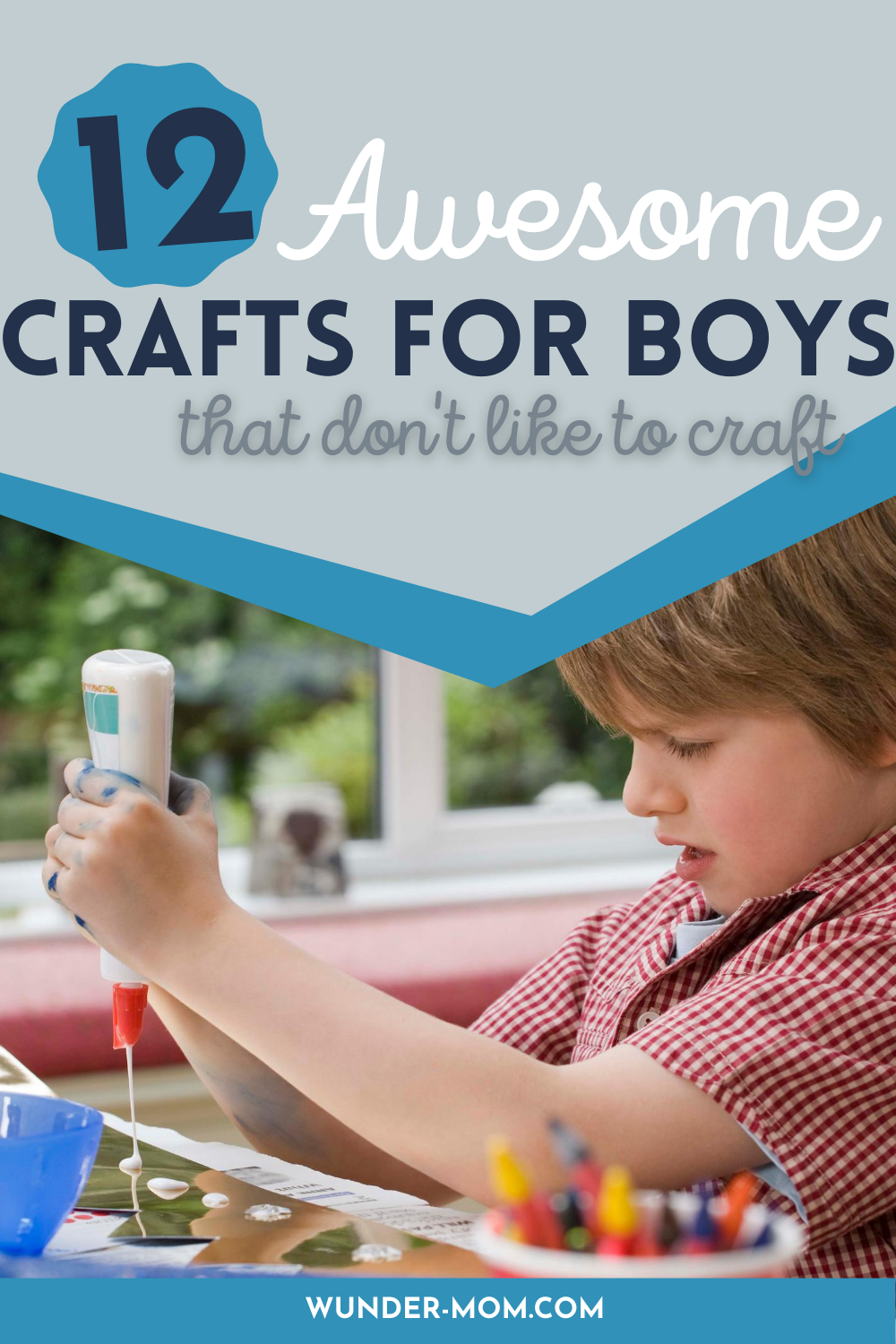 crafts for boys