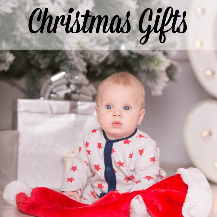 What to Give Baby for 1st Christmas