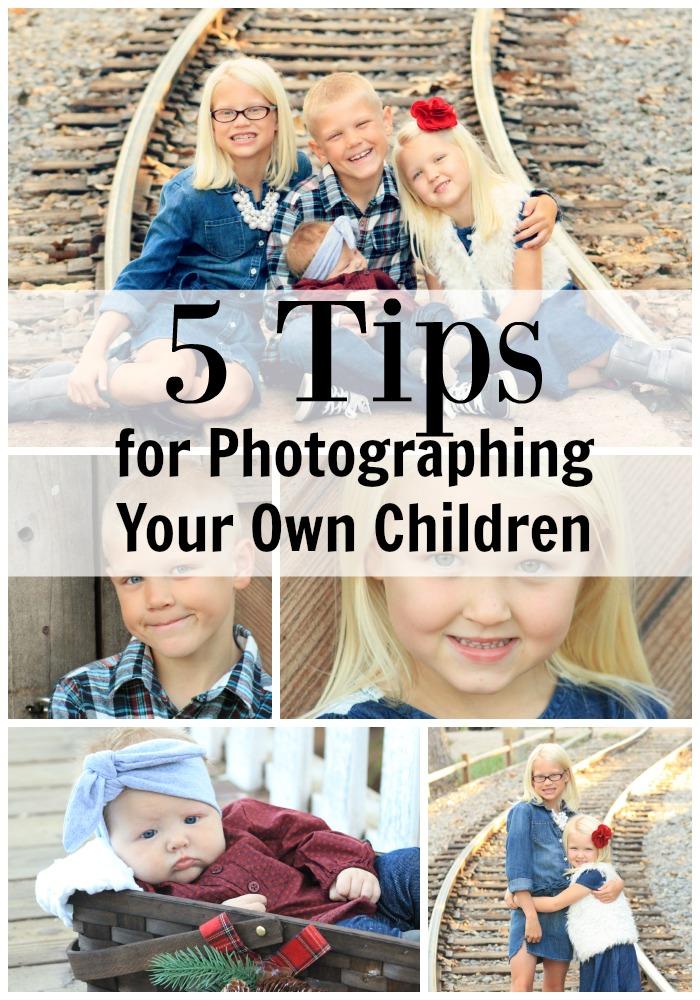 photographingyourownchildren