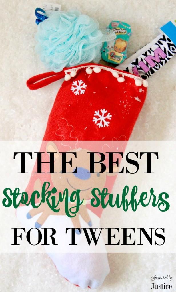 best tween stocking stuffers