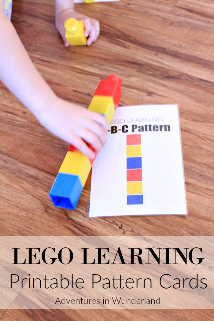 LEGO learning