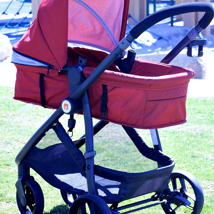 Product Spotlight:  GB Lyfe Pram Stroller