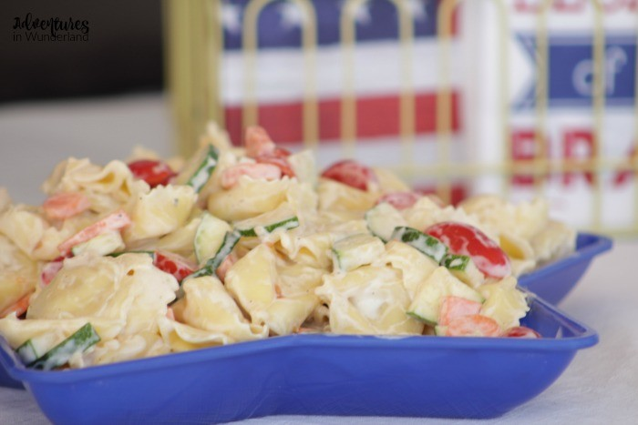 Tortellini Salad – Simple Summer Recipe