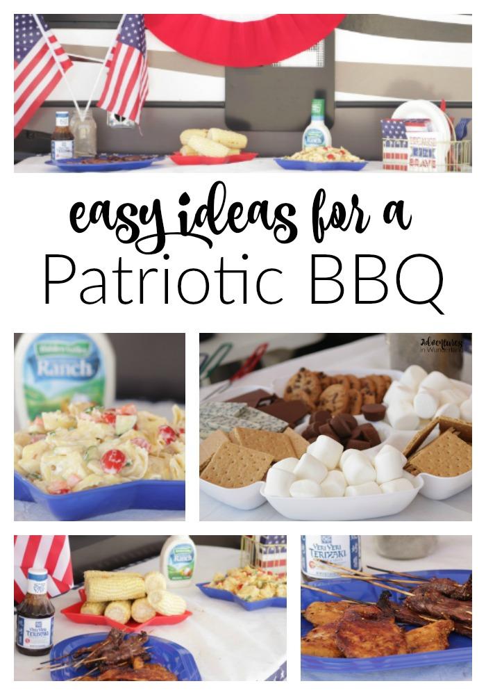 patriotic bbq