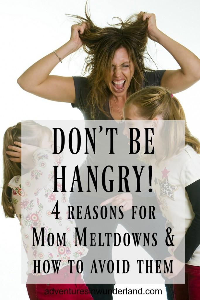 mom meltdowns
