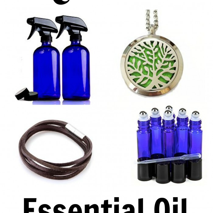 Favorite Essential Oil Accessories