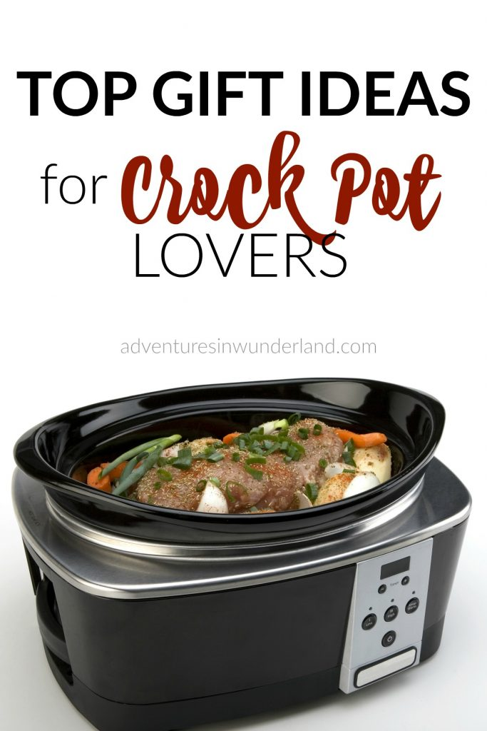 SLOW COOKER GIFT IDEAS