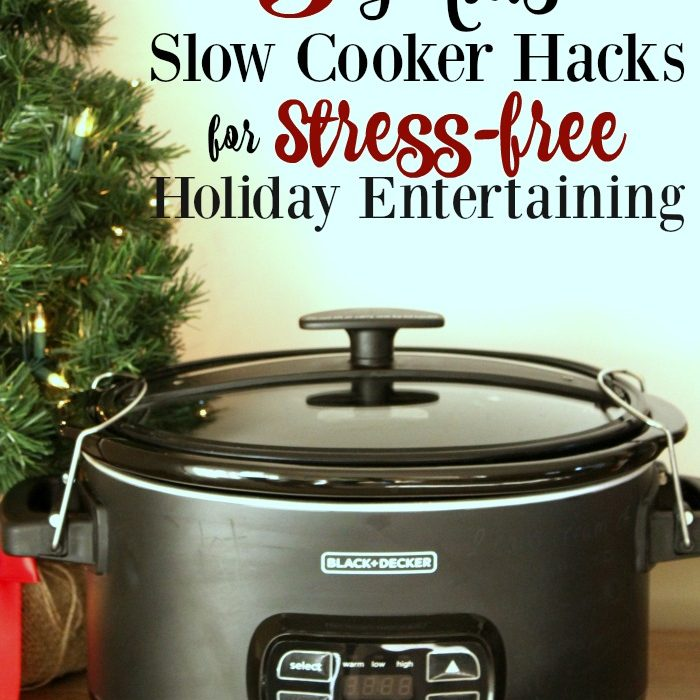 5 Genius Slow Cooker Hacks for Stress-Free Holiday Entertaining