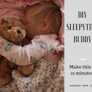 DIY WEIGHTED STUFFED ANIMAL