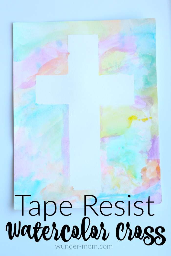 tape reist watercolor