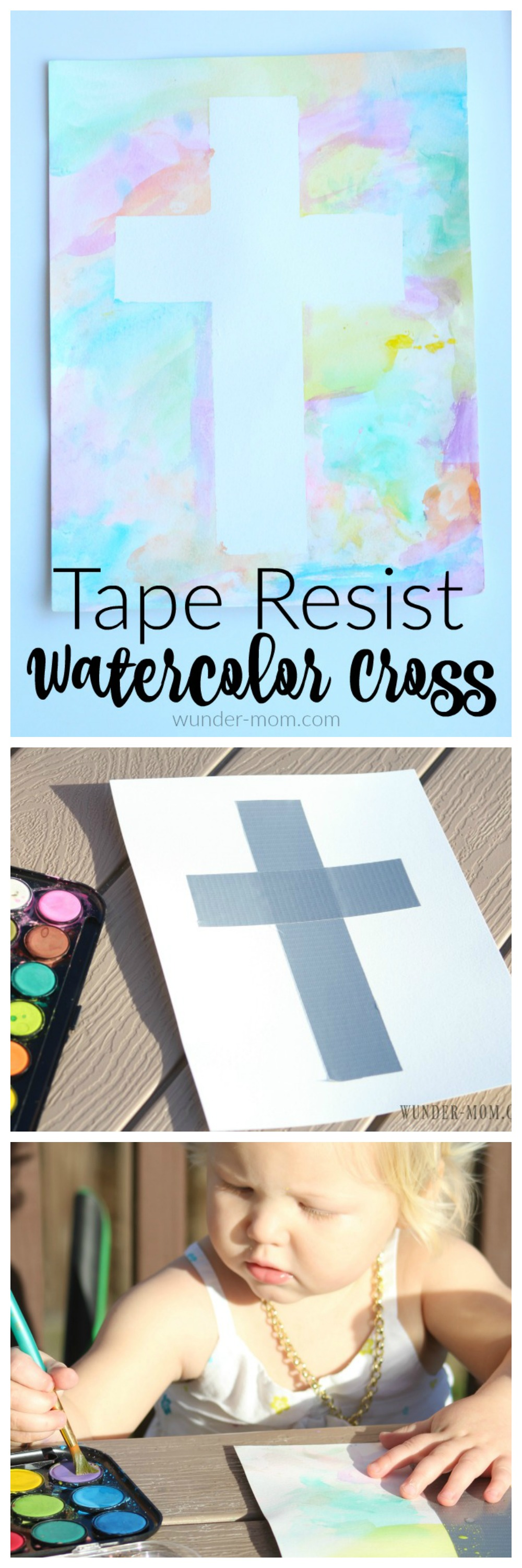 tape reist cross