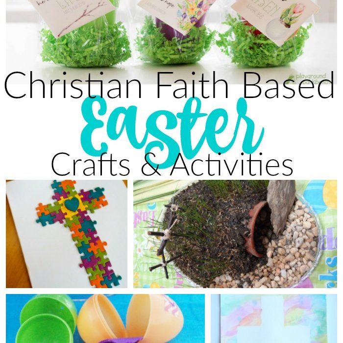 Religious Easter Crafts and Activities for Kids