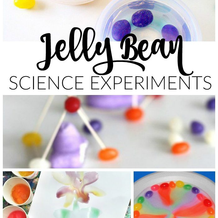 Jelly Bean Science Experiments