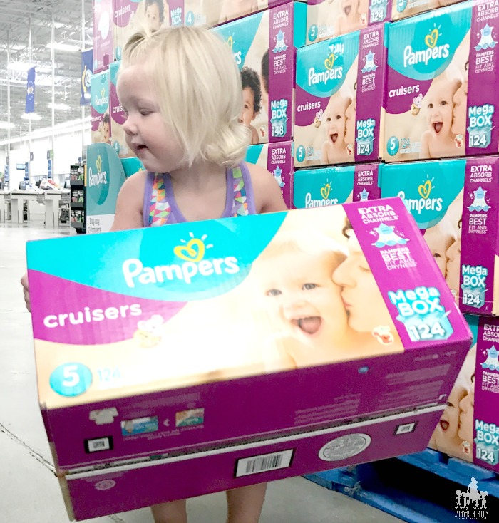 how to stock up on diapers