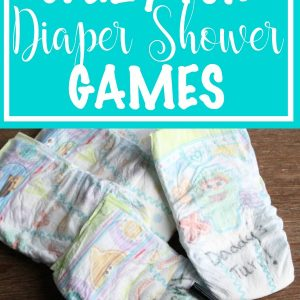diaper shower