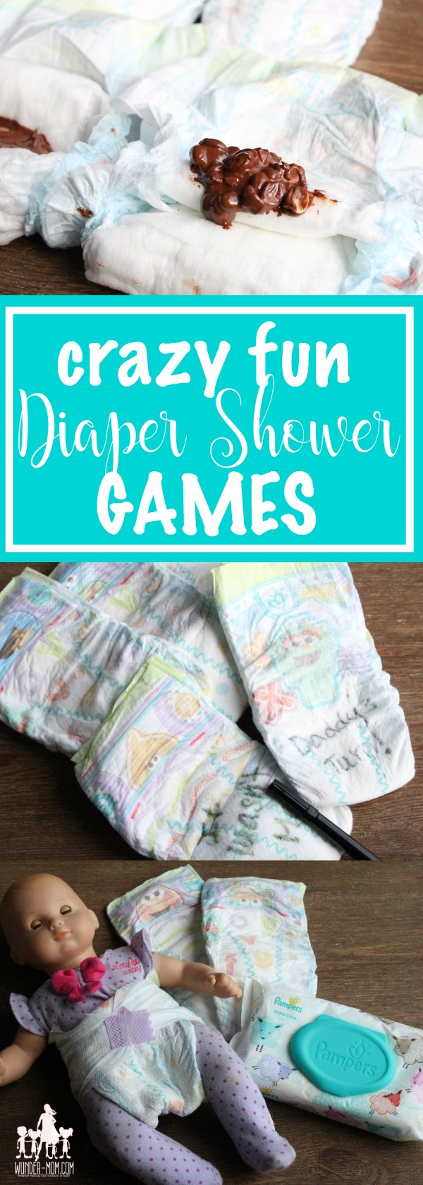 diaper shower