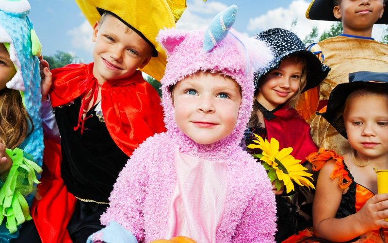 Trick-or-Treating Tips with a Highly Sensitive Child