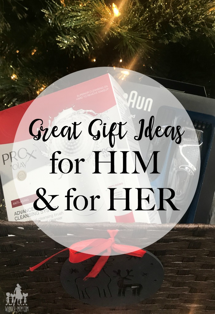 gifts for him and gifts for her