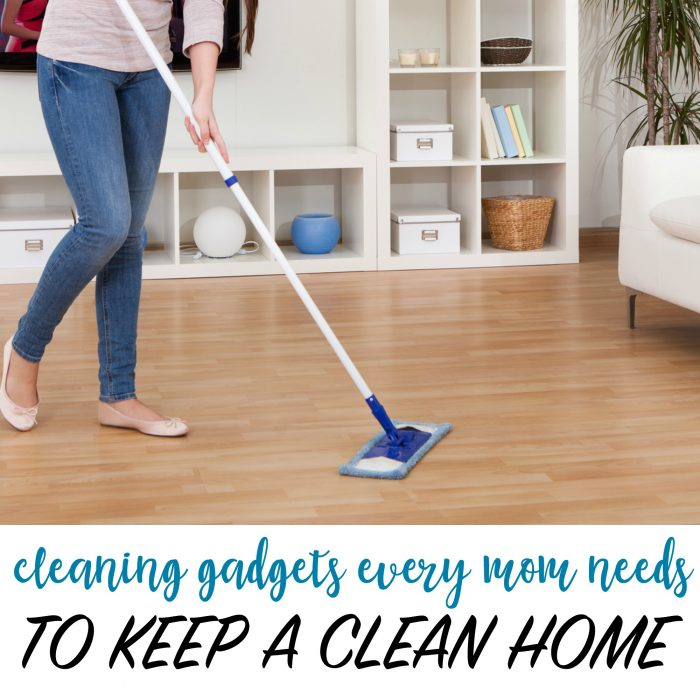 10 Genius Cleaning Gadgets Every Mom Needs to Keep a Clean Home