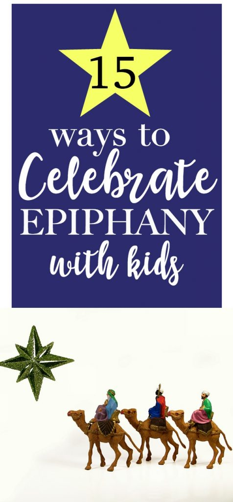 celebrate epiphany